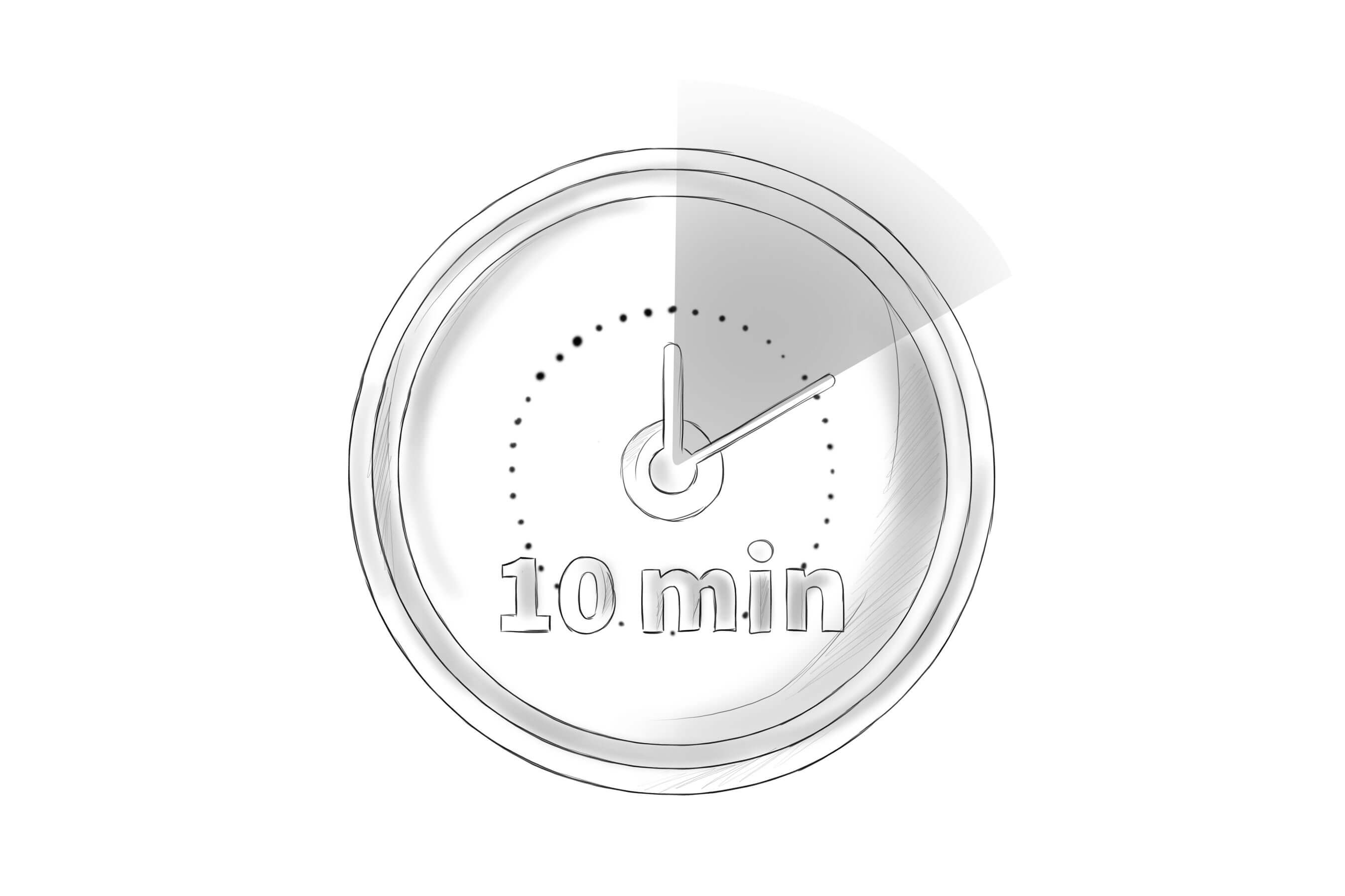 10-MINUTE TIMER