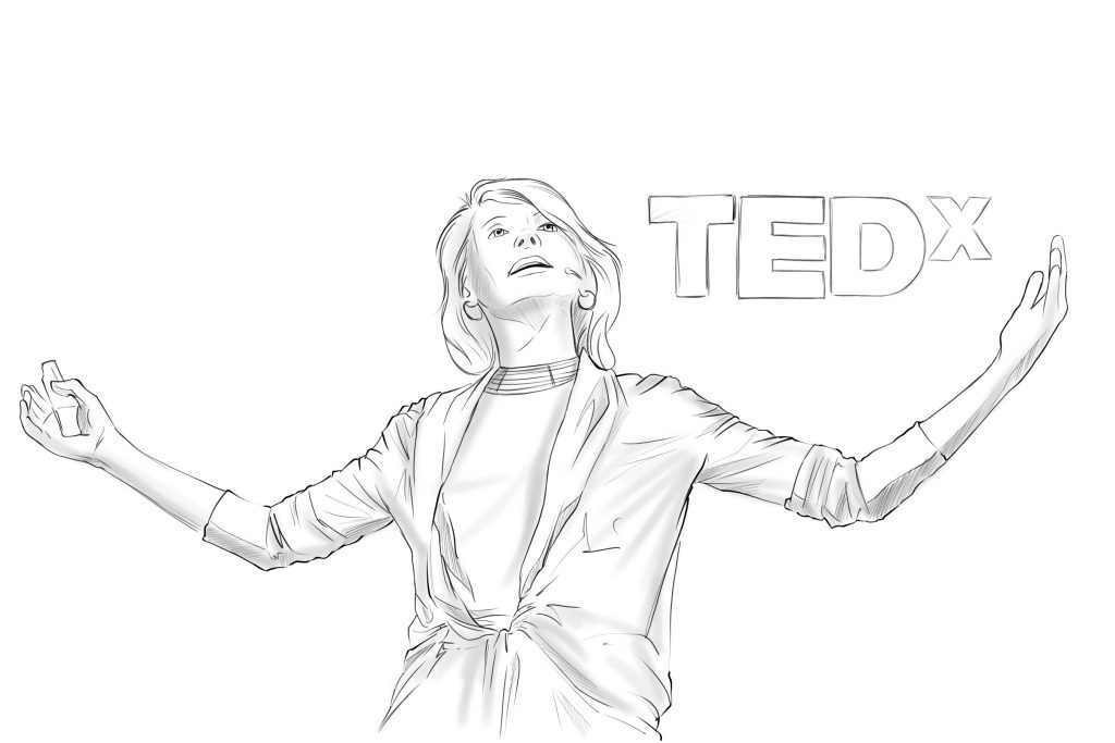 AMY CUDDY'S TED TALK